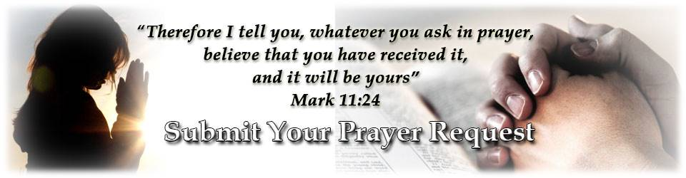 Prayer And Praise Request Form